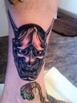 self tattoo